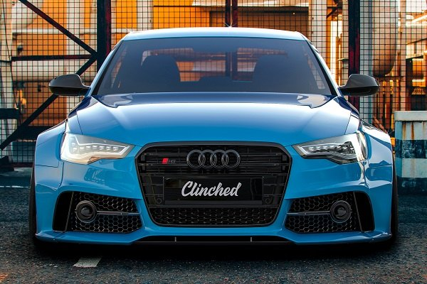 New Product Announcement Clinched Flares Wide Body Kit For A6s6