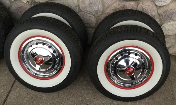 Coker Radial Whitewall Tires On Sale At Carid Team
