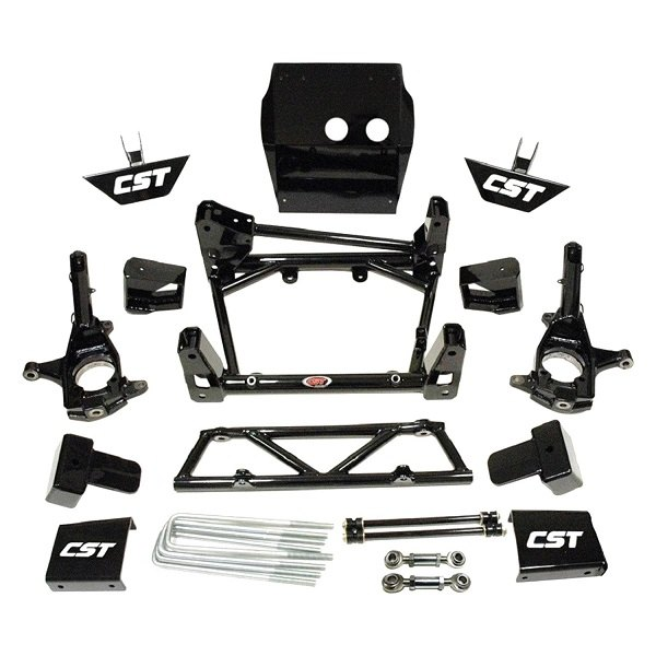 6 Cst Performance: Get Off-road Performance And Ride Comfort For Your Truck