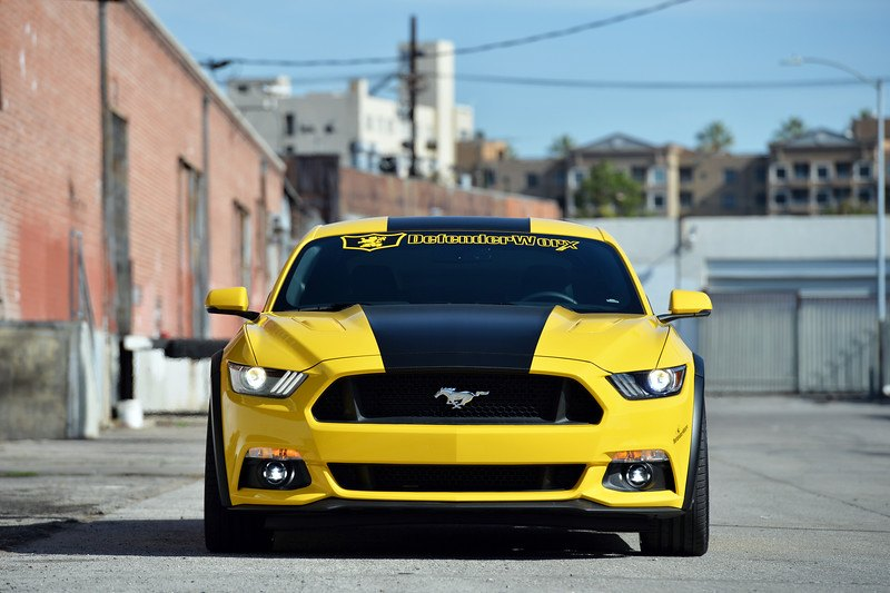 Wide Fender Flares For 2015 Model Mustang Ford Muscle Forums