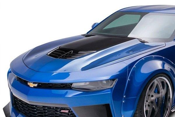 Must See 2016 2017 Camaro With Duraflex Grid Style Hood