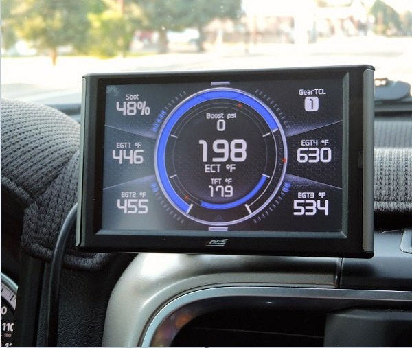 Insight Pro Cts2 Monitor By Edge For Your Chevy Silverado