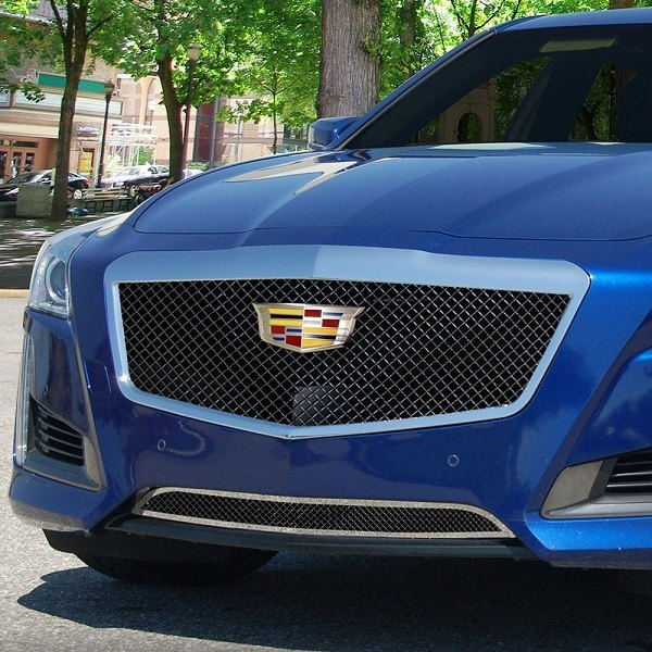 2014-2017 Cadillac CTS Classic Series Grilles By E&G