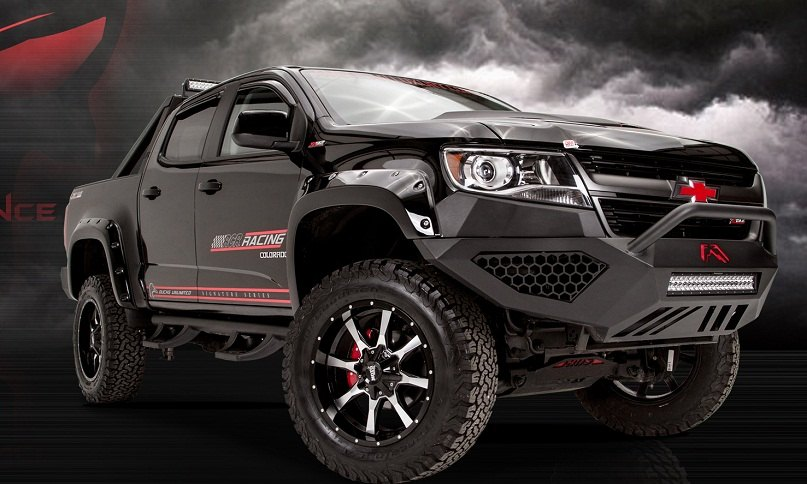 fab fours off road bumper for new colorado is finally here chevrolet colorado gmc canyon forum. Black Bedroom Furniture Sets. Home Design Ideas