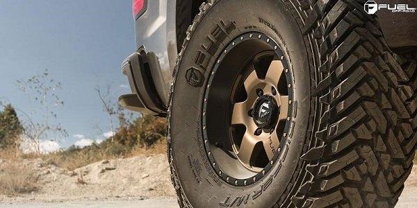 Fuel Off-Road Podium Wheels for Chevy Silverado trucks + New Video - Chevrolet Forum - Chevy ...