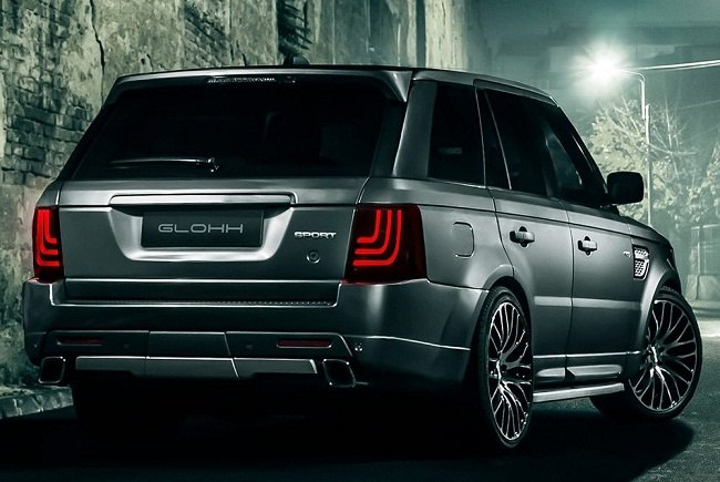 must see glohh led tail lights for range rover sport. Black Bedroom Furniture Sets. Home Design Ideas