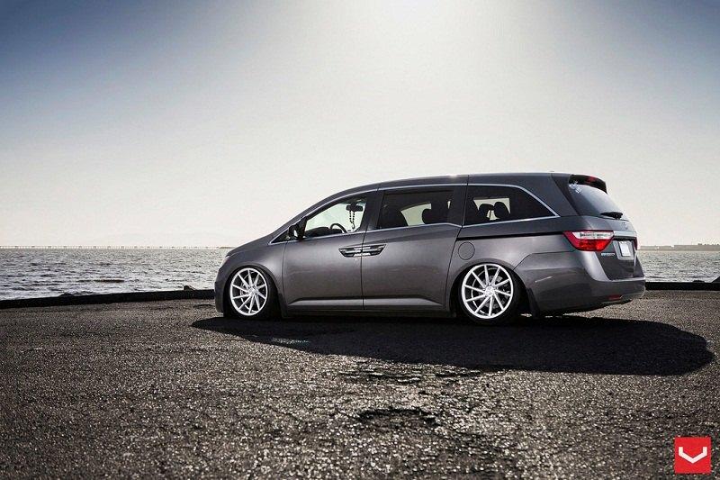 Custom Rims For Honda Odyssey At Carid