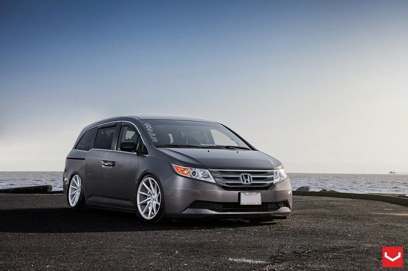 Custom Rims For Honda Odyssey At Carid