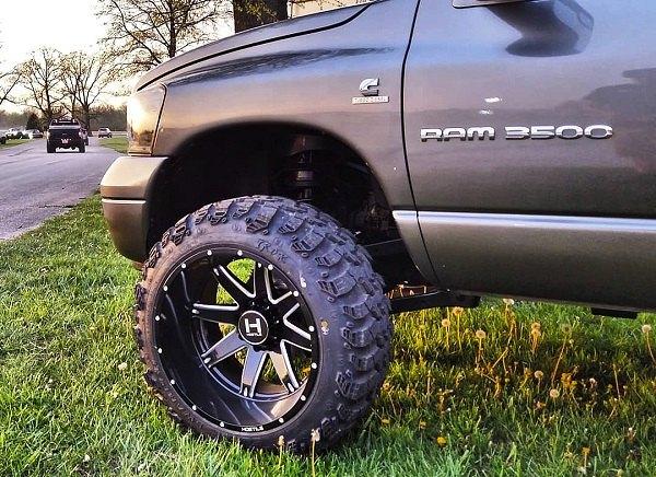 Dodge 1500 For Sale >> Detailed Video Review on Hostile Off-Road Wheels from CARiD - Dodge Diesel - Diesel Truck ...