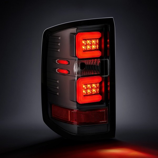 All Led Tail Light Options For Chevy Silverado