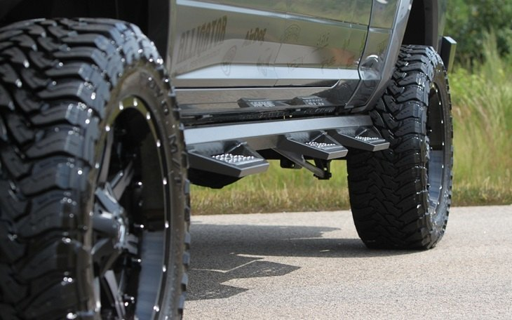 Iron Cross Running Boards >> What side steps to choose for a new RAM? - DodgeForum.com