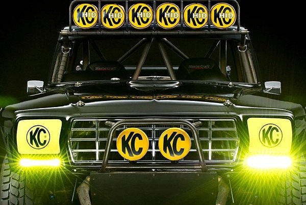 Light Up Your Way With Off Road Lights From Carid
