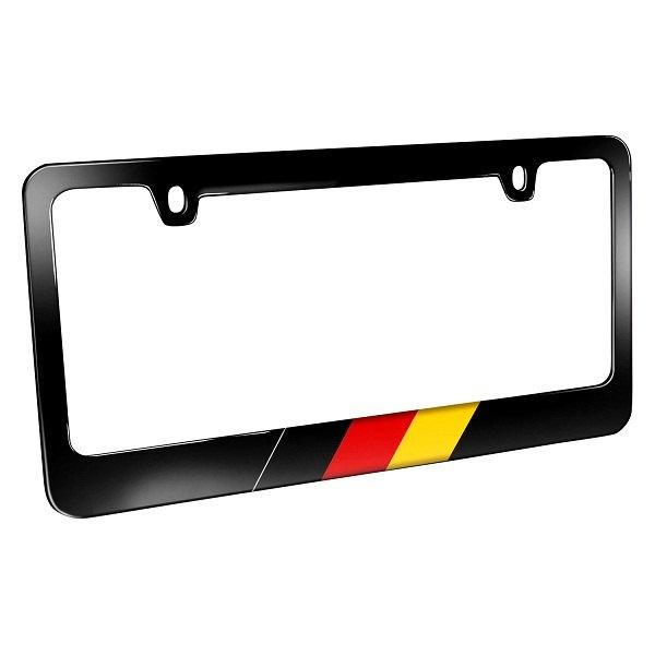 German Flag Carbon Fiber License Plates For Bmw Bmw M5