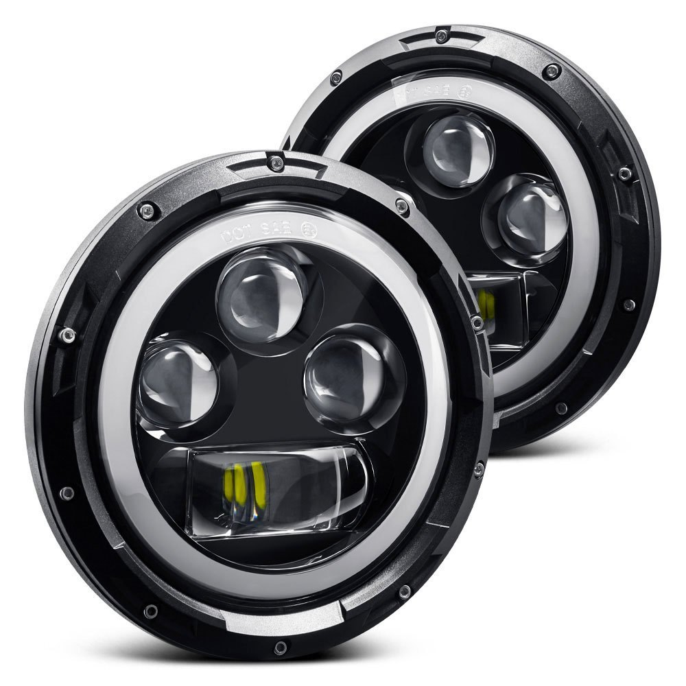 Projector Headlights By Lumen For Your Wrangler Jk