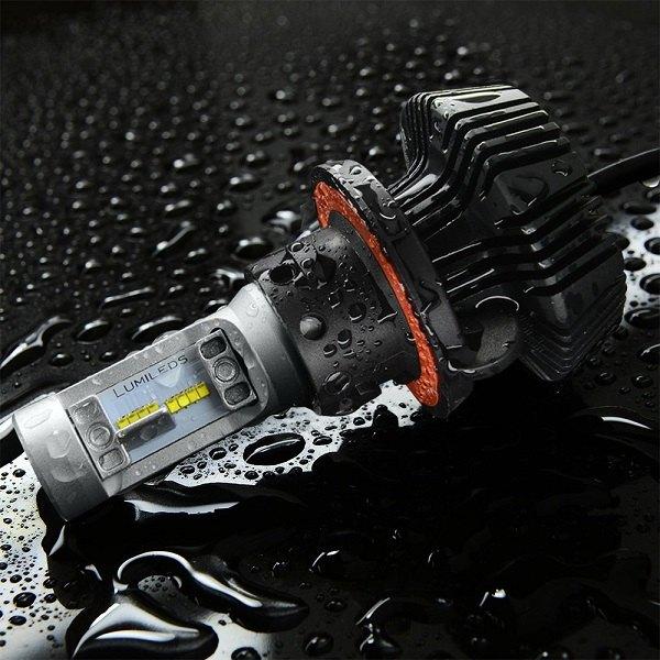New Super Bright Snap On Led Garage Work Light 2000: Sharp G7 LED Headlight Conversion Kit By Lumen At CARiD