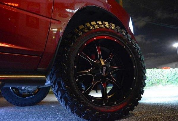 Dodge Ram 1500 Tires >> Moto Metal rims for Dodge Ram at CARiD - Diesel Truck ...