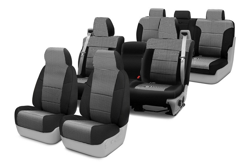 Custom Seat Covers For Astro Safari By Coverking