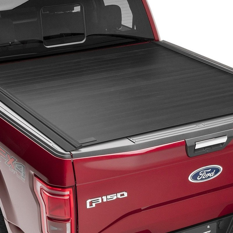 All New Retrax Tonneau Covers For Your 2016 Ford F 150