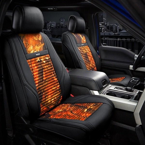 New Seat Cover Styles For Ford Trucks At Carid Ford