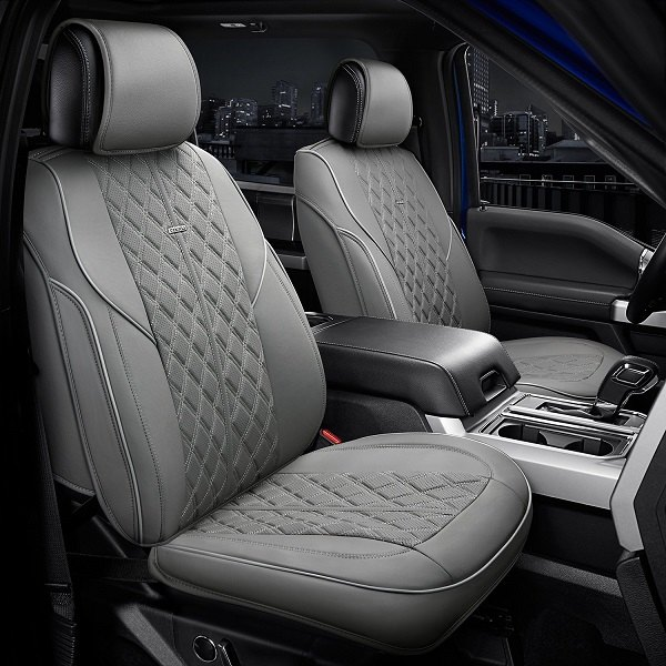 New Line of Rixxu Luxury Style Seat Covers in CARiD Review