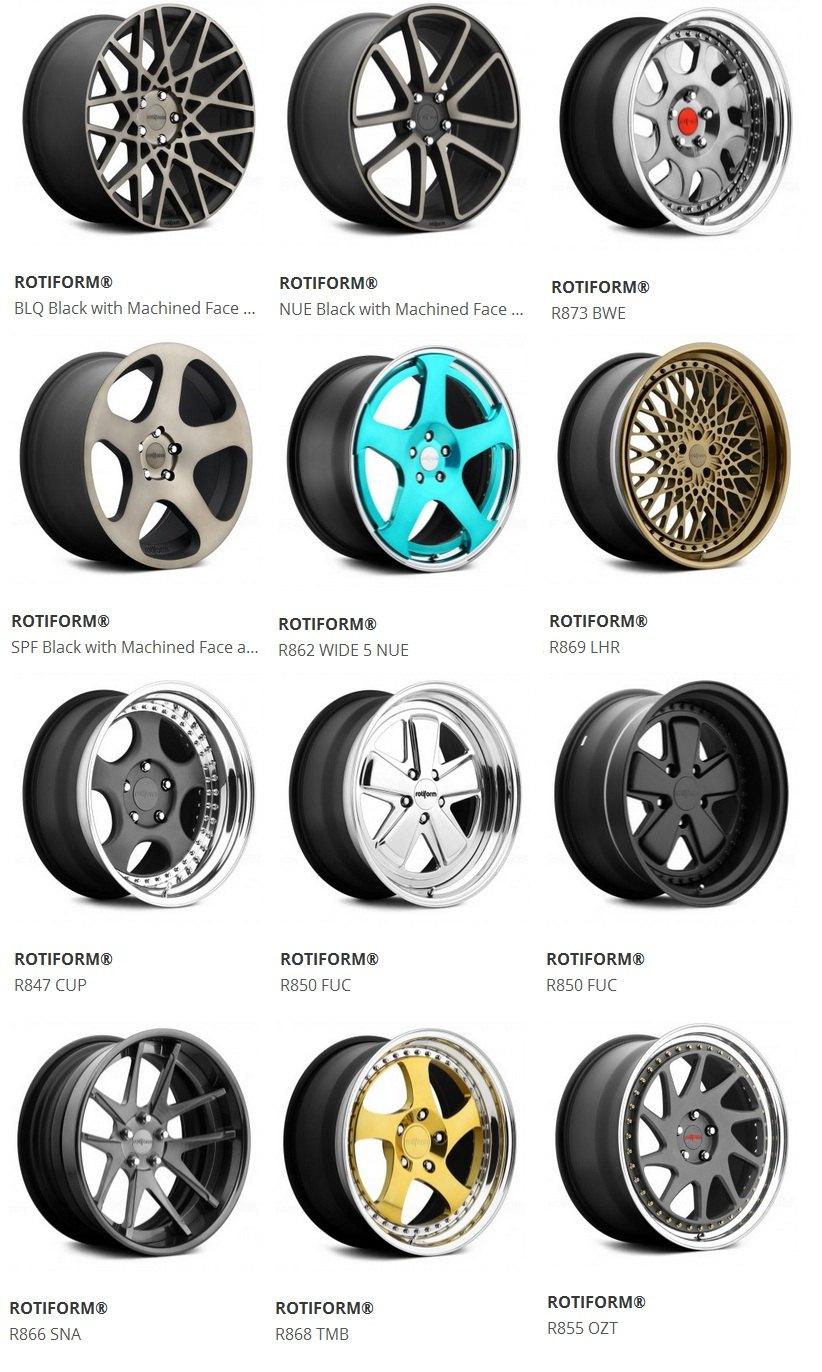 Audi on Rotiform wheels - AudiWorld Forums
