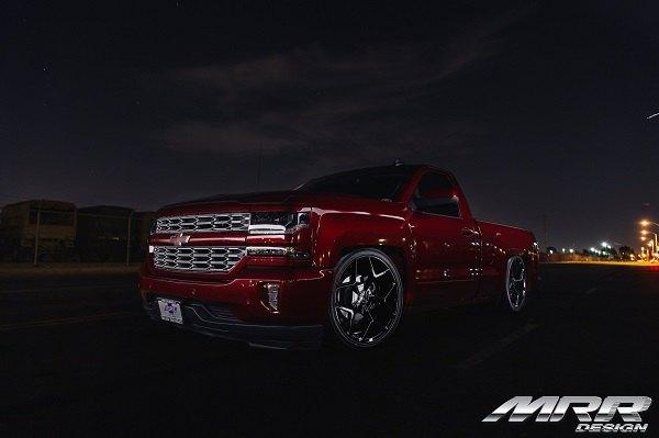 SilveradoSierra.com • Choose MRR Wheels at CARiD for your ...