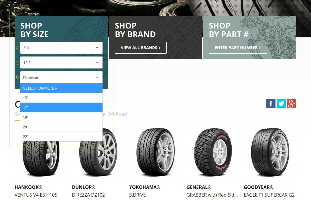 Non Metric Wheel Sizes From 32 Up To 40 Tires Jkowners Com