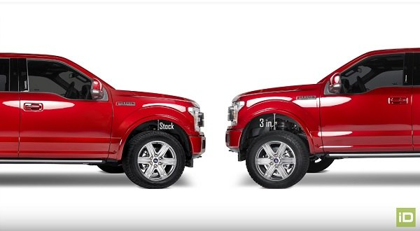 """2018 F-150 3"""" Suspension Lift Kit by Tuff Country - Under Review - Ford F150 Forum - Community ..."""