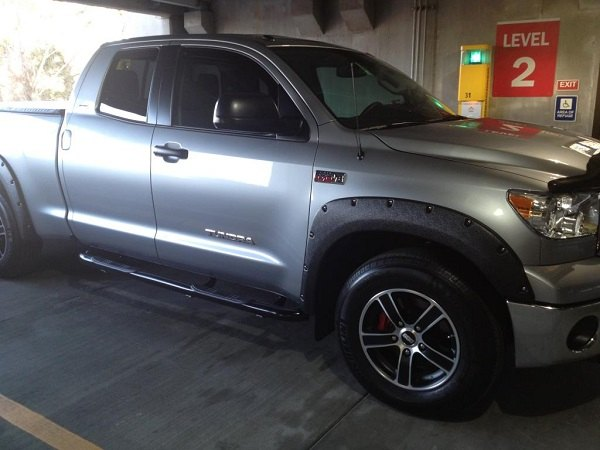 Lund fender flares on sale at carid tundratalk net toyota tundra discussion forum