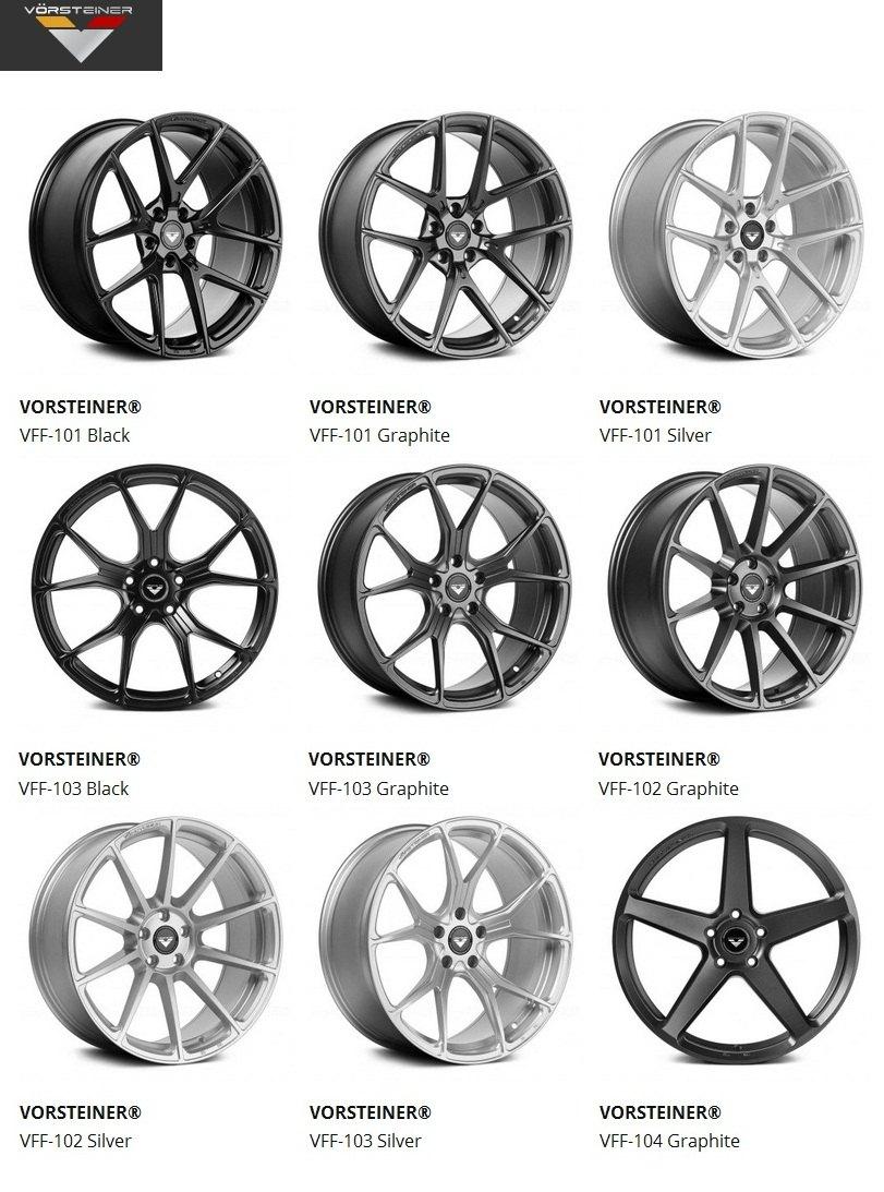 legendary vorsteiner wheels for m5 - 5series net