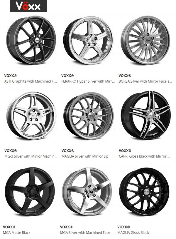 get a gift when ordering voxx custom wheels at carid