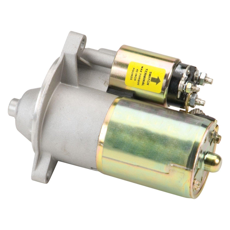Ford performance m 11000 mt164 high torque mini starter for Hi torque starter motor