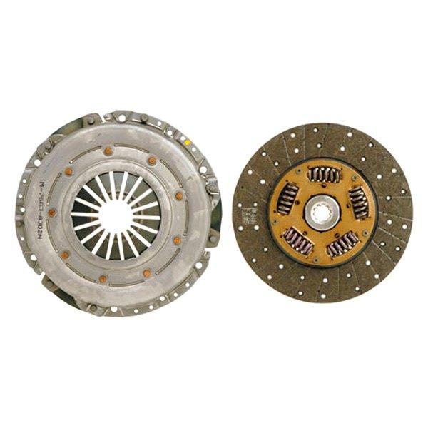Semi Clutch Kits : Ford performance m a n heavy duty clutch kit