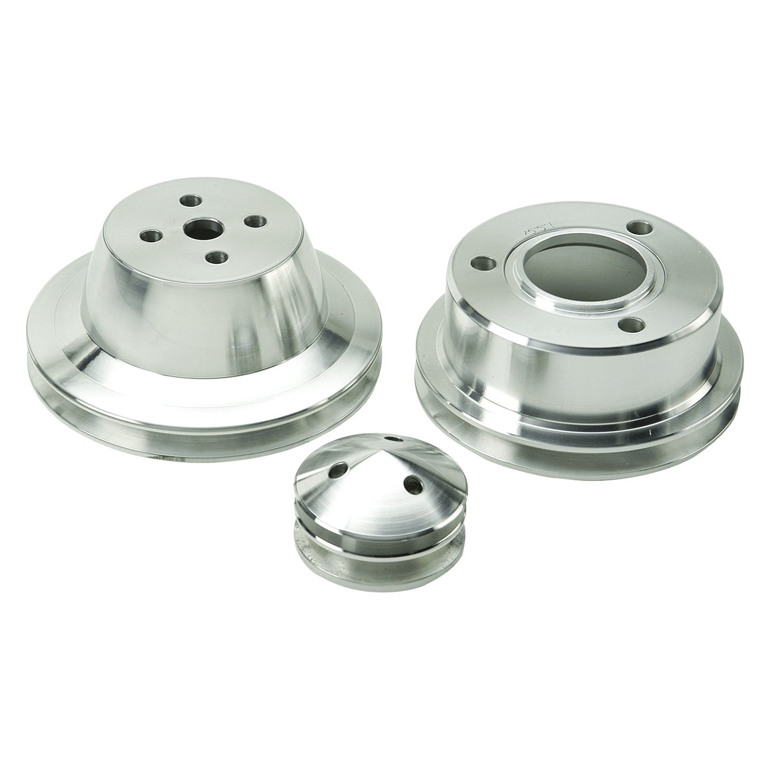 For Ford Mustang 1965 1969 Ford Performance Pulley Set Ebay