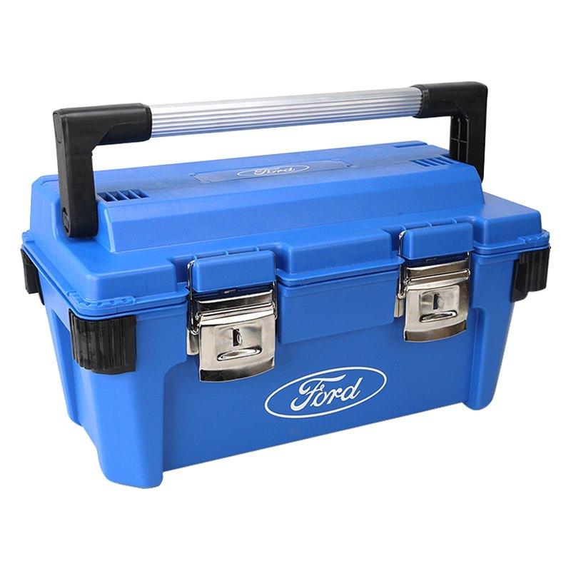 Ford Tool Box : Ford tools plastic tool box