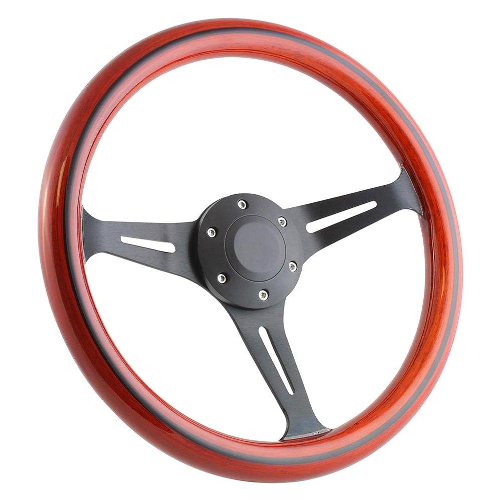 Forever sharp empire steering wheel