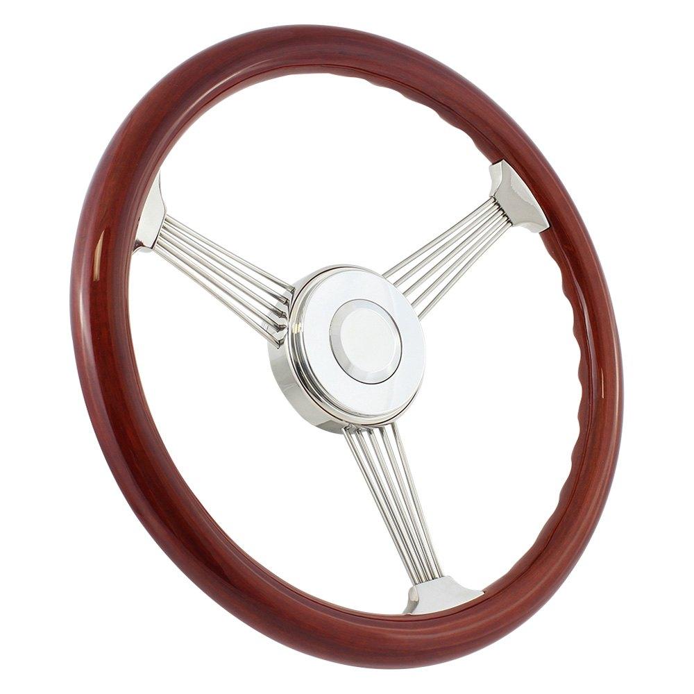 Forever sharp banjo steering wheel