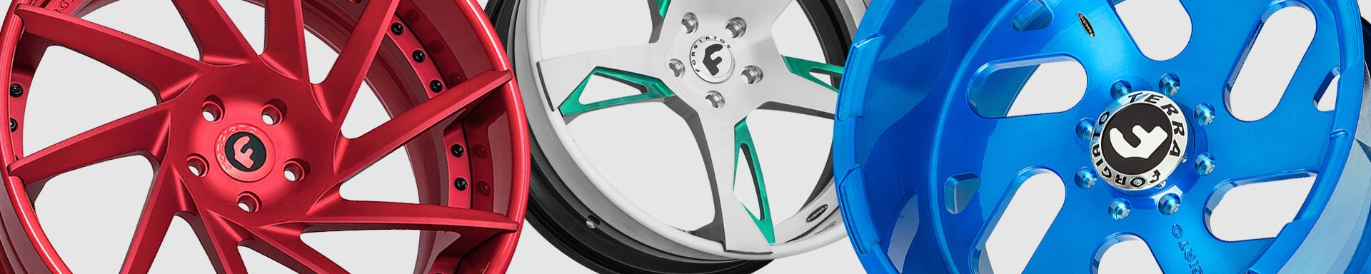 Universal FORGIATO WHEELS & RIMS