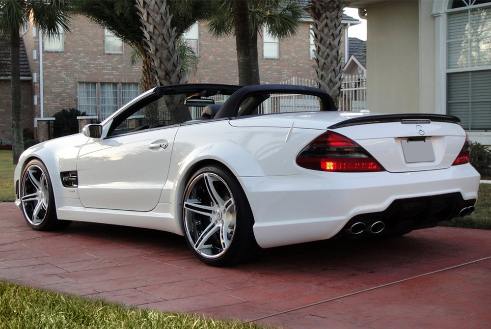 Mercedes Sl Custom Wheels