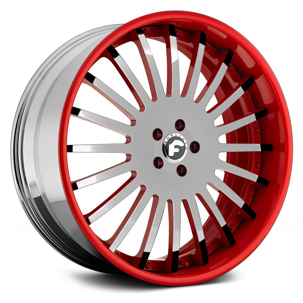 Forgiato 174 Andata Wheels Custom Paint Rims