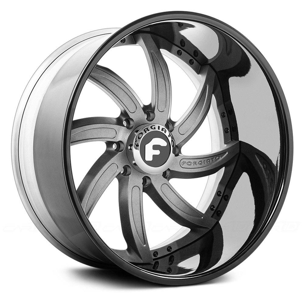 FORGIATO AZIONI B Wheels Custom Painted Rims