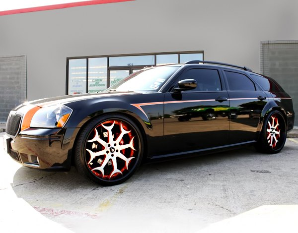 Forgiato capolavaro wheels any finish rims - Dodge magnum interior accessories ...