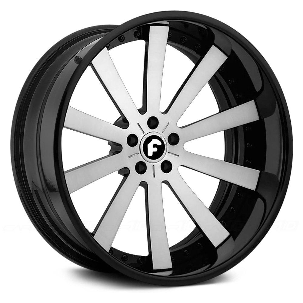 FORGIATO® CONCAVO-C Wheels - Custom Painted Rims