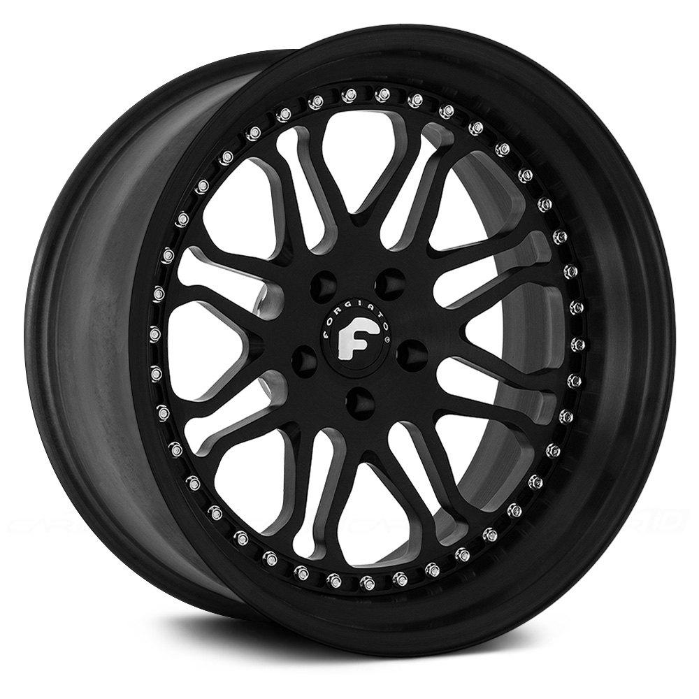 FORGIATO® F-KATO-1 Wheels - Custom Finish Rims