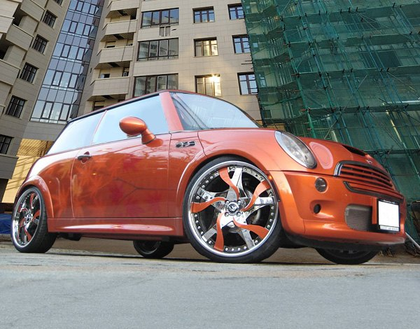 Mini Cooper Rims >> FORGIATO® MISTO Wheels - Custom Finish Rims