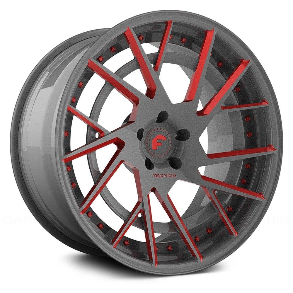 Kirmani Tec 2: FORGIATO® TEC 2.2-R Wheels