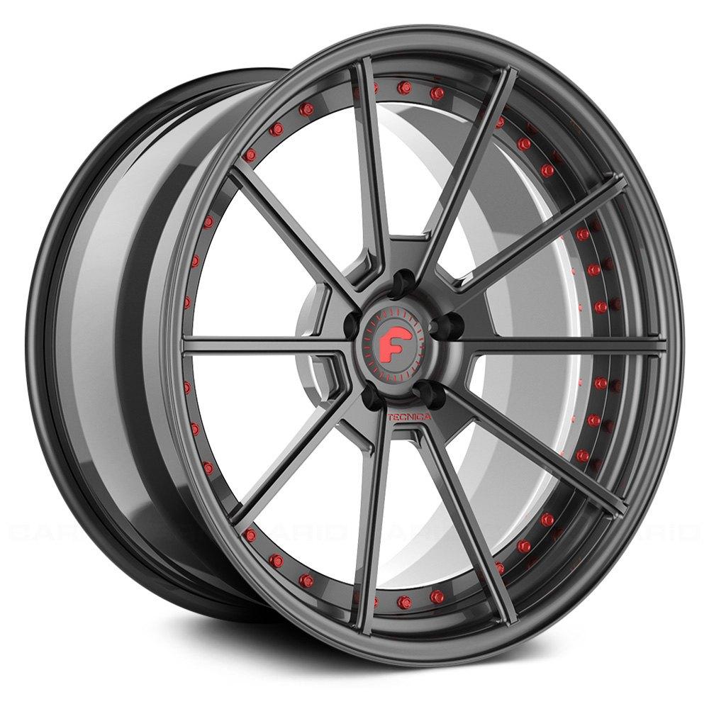 Kirmani Tec 2: FORGIATO® TEC 2.4 Wheels