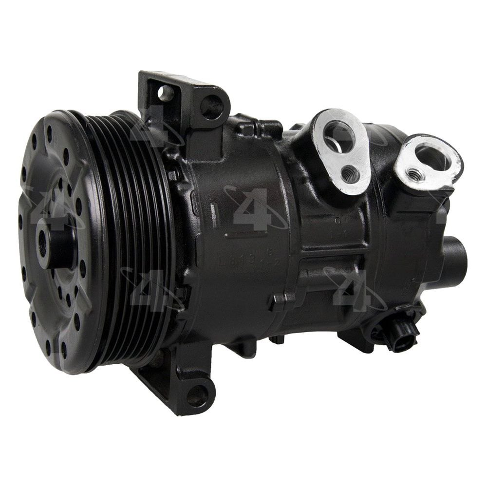 Four Seasons Air Conditioning >> Four Seasons® - Jeep Patriot With Factory Compressor Type 5SE12C 2008 A/C Compressor with Clutch