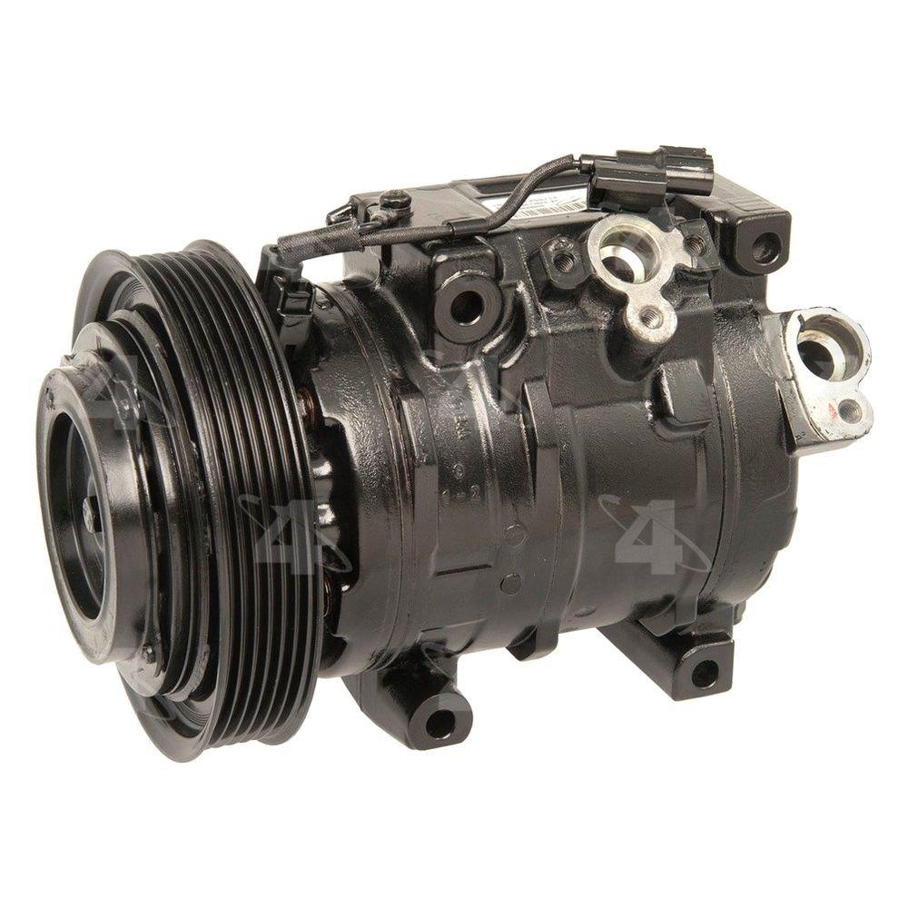 Four seasons honda accord 2014 a c compressor with clutch for Honda air compressor motor parts