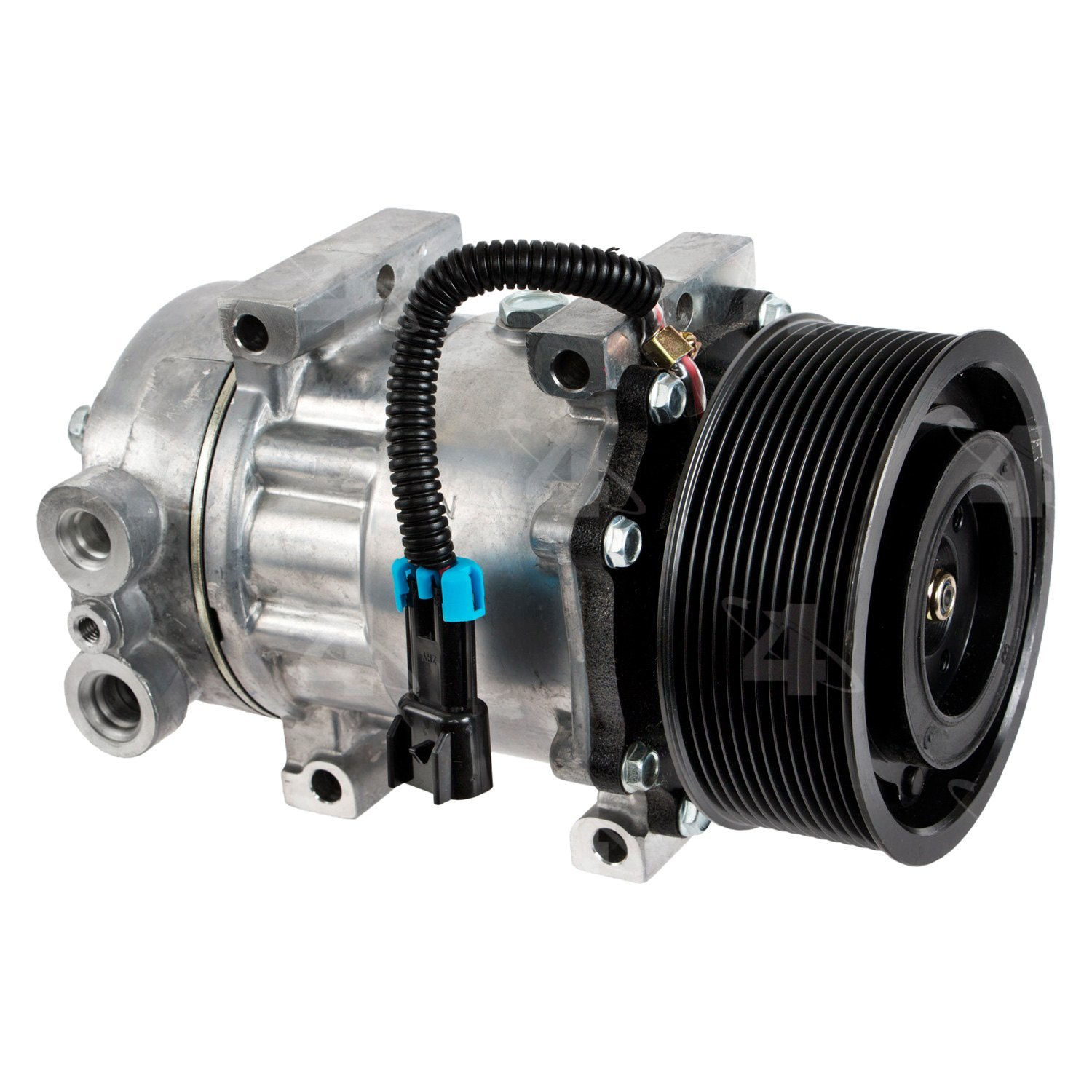 158533 Four Seasons  C Compressor With Clutch